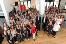 DERPART Cocktail Lounge in Frankfurt: Mehr als 100 Reise-Experten tagen und daten zum fünften Mal