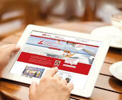 DERPART präsentiert neuen Internetauftritt Erfolgreicher Launch am 12. Januar 2015