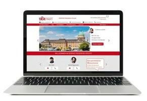 DERPART modernisiert Online-Schaufenster für Partnerbüros