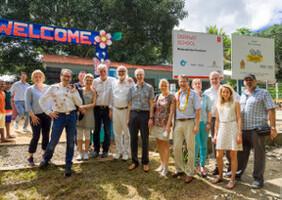 2. DERPART Schule in Sri Lanka offiziell eröffnet
