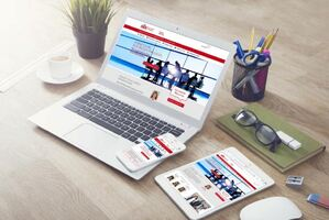 DTS24.de: Geschäftsreisen in neuem Look & Feel