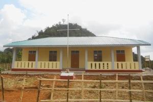 DER Welt verpflichtet: DERPART baut drei neue Schulen