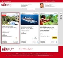 DERPART erhöht Kundenbindung durch Möglichkeit von Direktbuchung über paxlounge