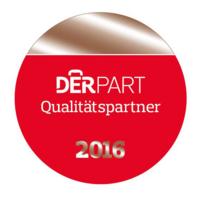 DERPART Qualitätsoffensive: Das Bronze-Siegel ist geschafft