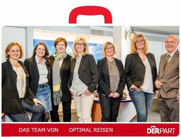 Team von Optimal Reisen Delmenhorst