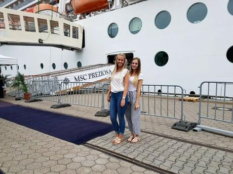 Reisebericht Msc Preziosa Luxuriöses Ambiente Und